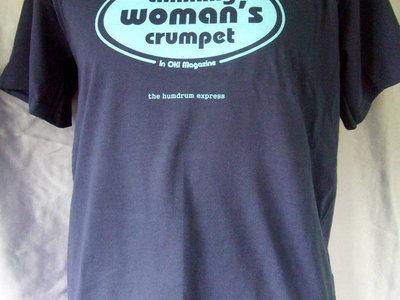 Thinking Woman's Crumpet T-shirt main photo