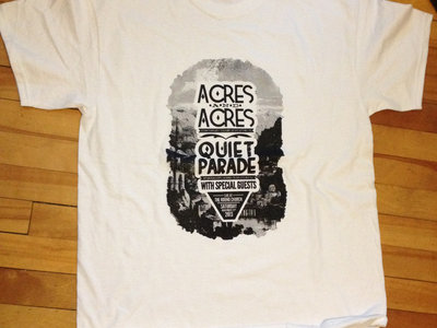 Quiet Parade/Acres and Acres T-Shirt main photo