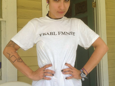 FKBL FMNST T-shirts main photo