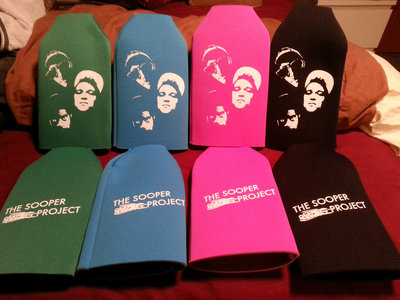 **~ SSP 40oz BOTTLE KOOZIE ~** (LIMITED EDITION of 40) main photo