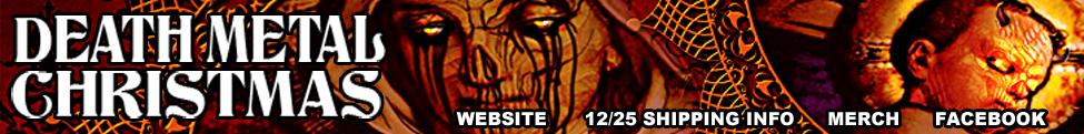 death metal christmas jj hrubovcak - Death Metal Christmas