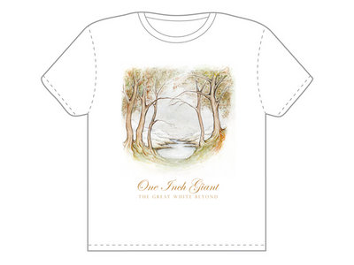 The Great White Beyond T-shirt main photo