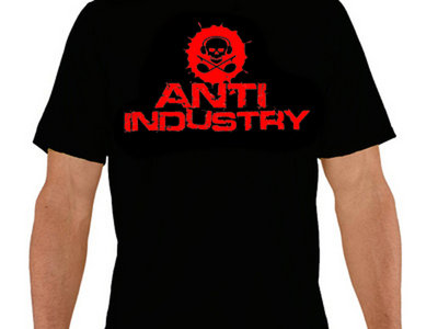 XL AntiIndustry Official Red T main photo