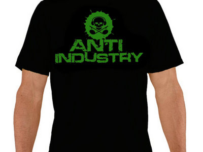 AntiIndustry Official Green T main photo