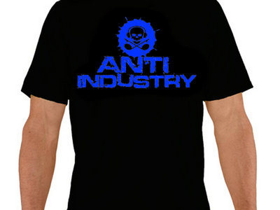 AntiIndustry Official Blue T main photo