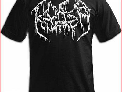 """T-Shirt black """"Logo - Nocebo"""" main photo"""