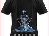 "T-Shirt black ""Logo - Nocebo"" photo"