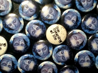 2 NEW Pins | Buttons | 1 Laura Palmer + 1 TMOL = 2 main photo