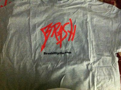 Brash/Aeon Audio T-Shirt (Wuth Free Mind Flex Download) main photo