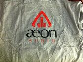 Brash/Aeon Audio T-Shirt (Wuth Free Mind Flex Download) photo