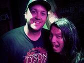 """""""Tyson Leslie & The Scarlet Letters"""" T-Shirt photo"""