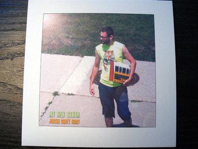 "AMOK047 - justin scott gray - ""My New Synth"" CD main photo"