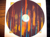 "AMOK024 - this is esophagus - ""Love, What Is"" CD photo"