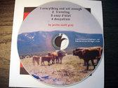 "AMOK045 - justin scott gray - ""Segue Heil"" CD photo"