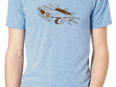 Muscle Car Tee (light blue) main photo