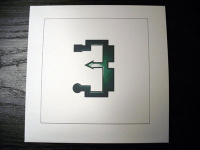 """AMOK040 - USB Orchestra - """"Down The Stairs: Volume III"""" CD main photo"""