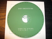 """AMOK040 - USB Orchestra - """"Down The Stairs: Volume III"""" CD photo"""