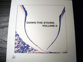 "AMOK018 - USB Orchestra - ""Down The Stairs: Volume II"" CD photo"