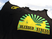 2Blessed 2Stress Tank Top photo