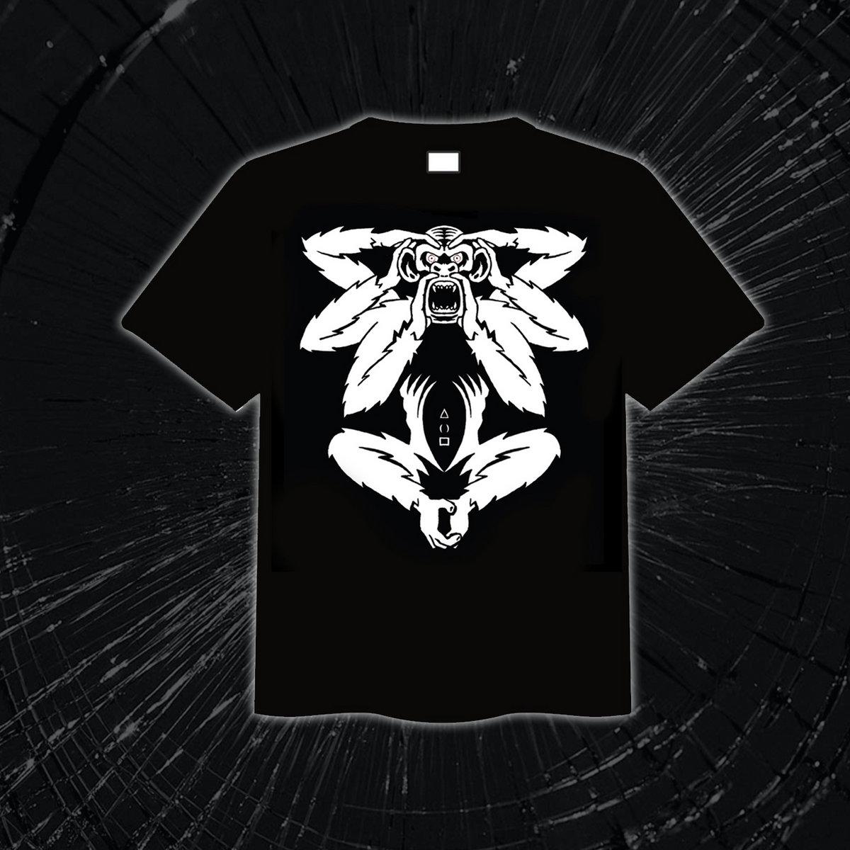Design t shirt glow in the dark - Deformer Glow In The Dark T Shirt Main Photo