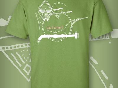 colonel green T-Shirt main photo