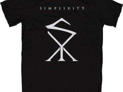 "Simplixity T-shirt ""Logo"" main photo"