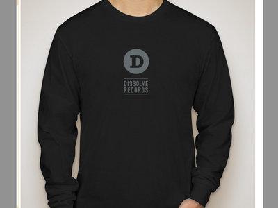 Long Sleeve Dissolve Records Shirt main photo