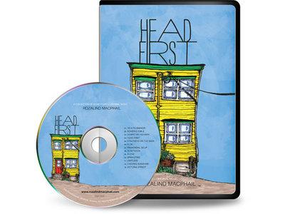 HEAD FIRST DVD in 5.1 (Surround Sound) main photo