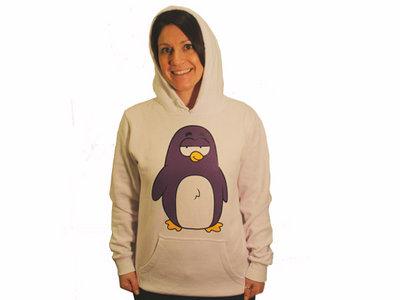 Kubi the Penguin Hoodie main photo