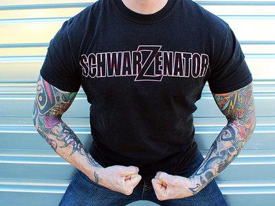 "SALE! ""SchwarZenatoR"" Logo T-Shirt (ONLY L&XL) + ""Conan The Barbarian"" digital single! main photo"
