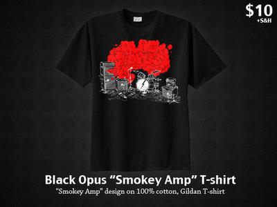 Smokey Amp T-shirt main photo
