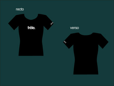T-shirt FRELE girl main photo