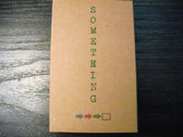 "AMOK054 - the One (family) - ""Live @ SOMETHINGseries"" CASSETTE photo"