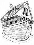Houseboat image