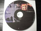 "AMOK001 - Bleepus Christ - ""bye, mean."" CD photo"