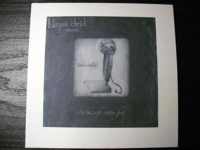 "AMOK002 - Bleepus Christ - ""Listen-In Amplifier"" CD main photo"
