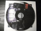 "AMOK002 - Bleepus Christ - ""Listen-In Amplifier"" CD photo"