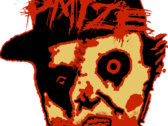 LIMITED EDITION - DMIZE - ZOMBIE FACE T-SHIRT photo