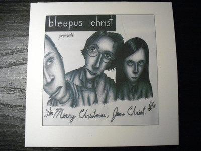 "AMOK004 - Bleepus Christ - ""Merry Christmas, Jesus Christ"" CD main photo"