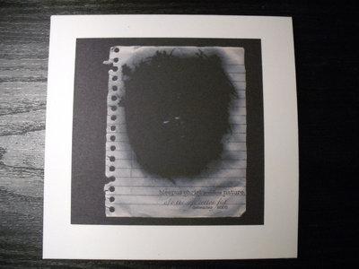 """AMOK005 - Bleepus Christ - """"Nature"""" CD main photo"""