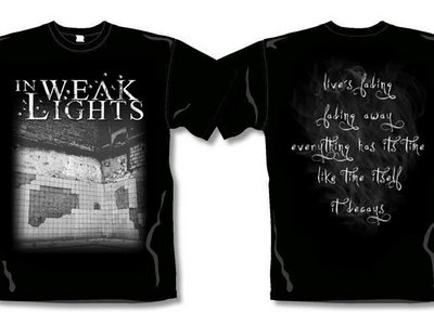 Fading Away T-Shirt + Walls EP + Sticker main photo