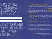 Pre-Release Gift Certificate / Bono Pre-Venta photo