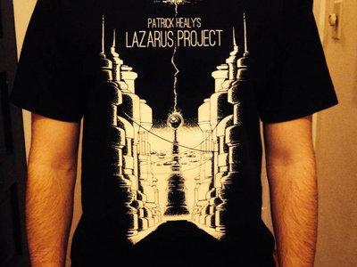 Tesla City Design T-Shirt main photo