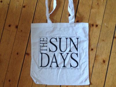 The sun days - tote bag white main photo