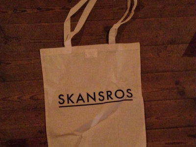 Skansros tote bag main photo