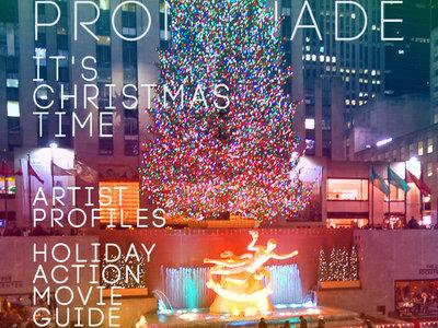 It's Christmas Time! Magazine + 2 Poster Combo (25% Off Bundle) main photo