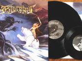 "The Warrior´s Code LP (black 12"" vinyl with bonus 7""), + signed card photo"