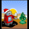 A Very Robotic Xmas image