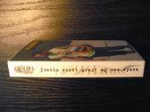"AMOK047 / AMOK045 - justin scott gray - ""My New Synth"" & ""Segue Heil"" SPLIT CASSETTE photo"