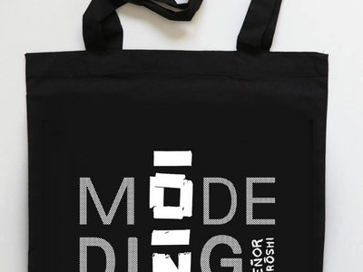 """MODEDING"" - Tasche main photo"